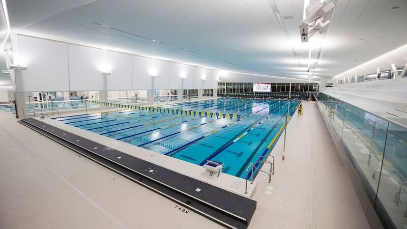 Ubc Previews New Pool To Open This Month News 1130