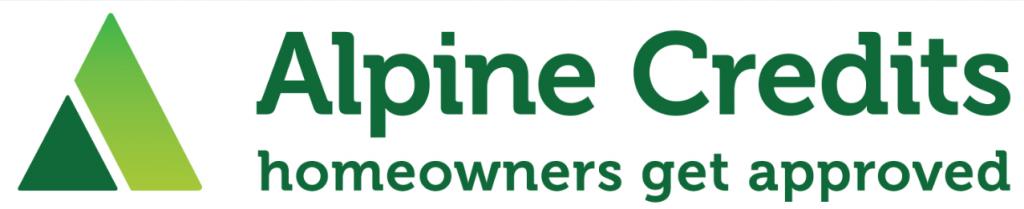 Alpine Credits banner