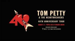 Tom Petty & The Heartbreakers @ Pepsi Live at Rogers Arena | Vancouver | British Columbia | Canada