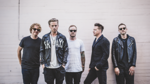 OneRepublic with special guests Fitz and The Tantrums @ Rogers Arena | Vancouver | British Columbia | Canada
