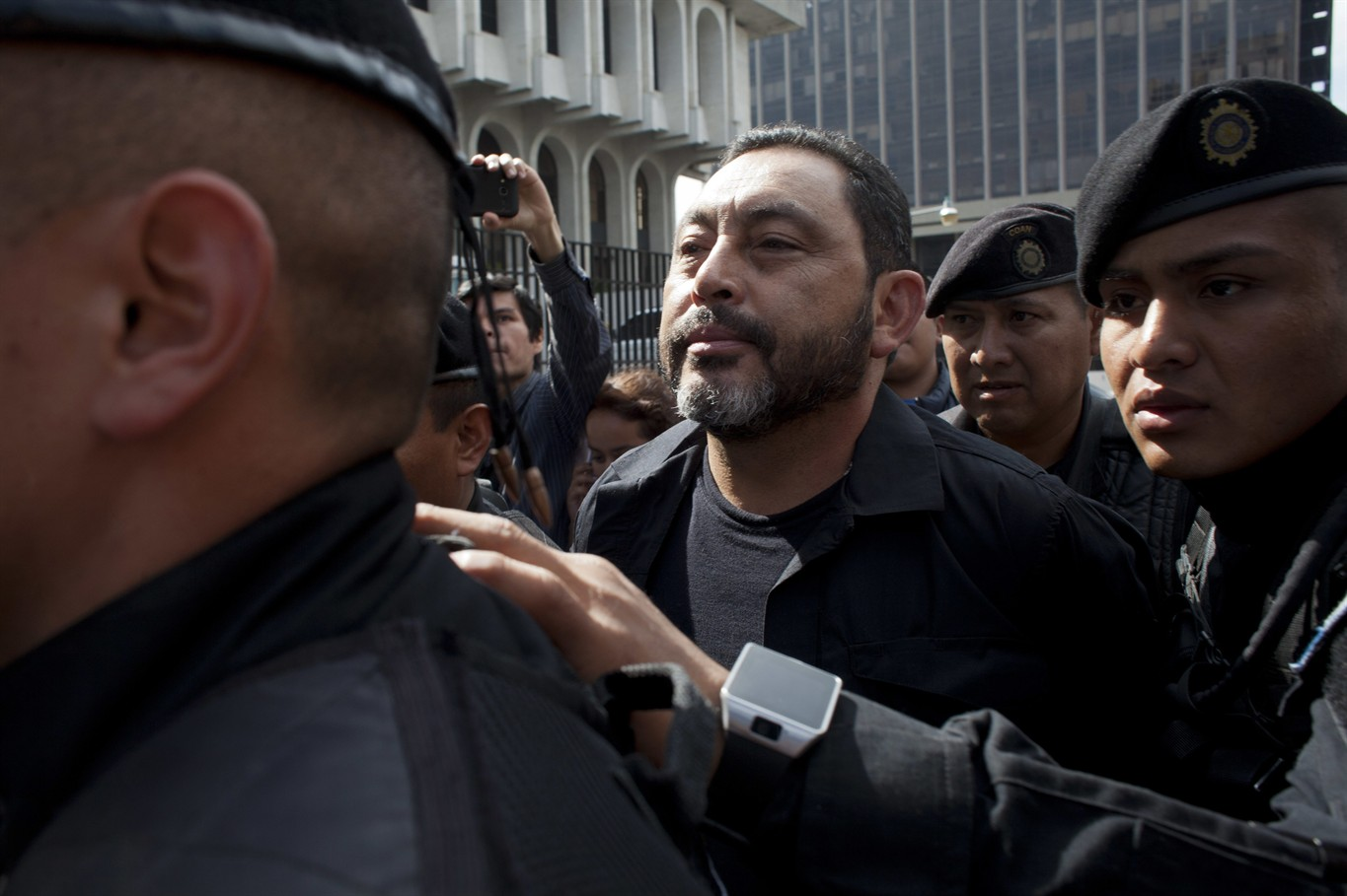 United States seeks to extradite former Guatemalan vice president on drug charges