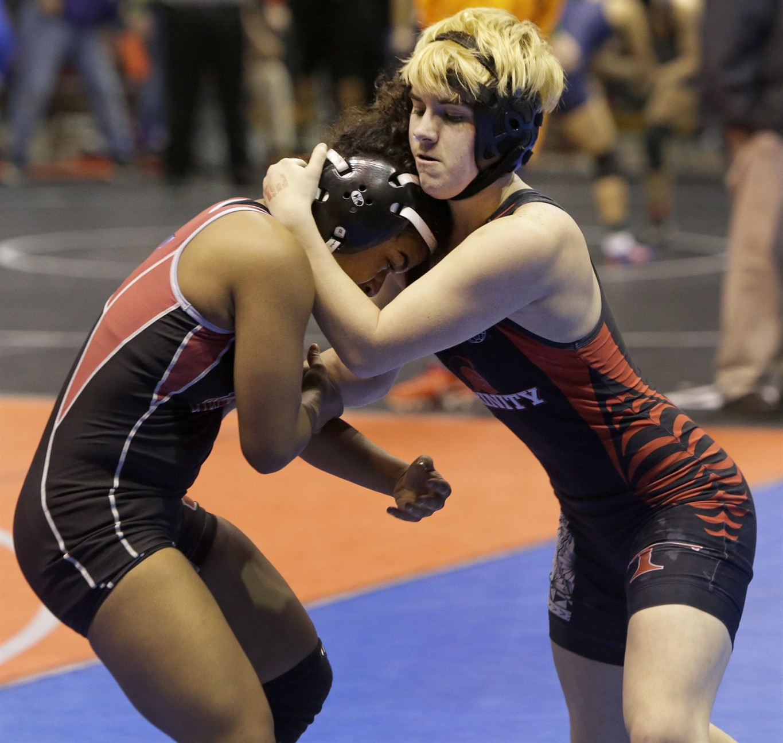 Mack Beggs Is A Boy. So Why Is He Wrestling Girls?
