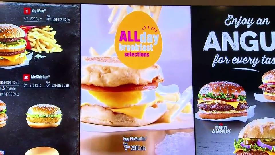 Video: McDonald's launches all-day breakfast across Canada ...
