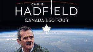 Chris Hadfield's Canada 150 Tour @ Orpheum | Vancouver | British Columbia | Canada
