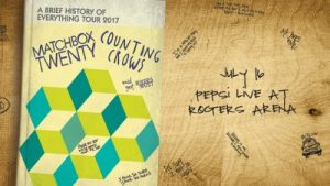 Matchbox Twenty & Counting Crows: 'A Brief History of Everything Tour' @ Rogers Arena | Vancouver | British Columbia | Canada
