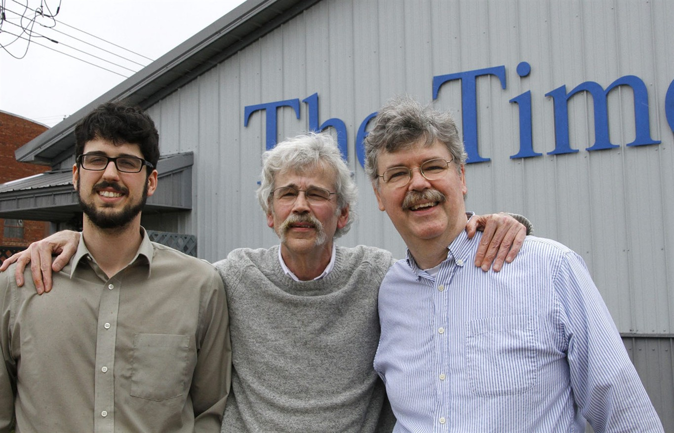 Iowa town's editor wins Pulitzer for taking on farm groups