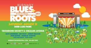 Burnaby Blues & Roots Festival @ Deer Lake Park | Burnaby | British Columbia | Canada