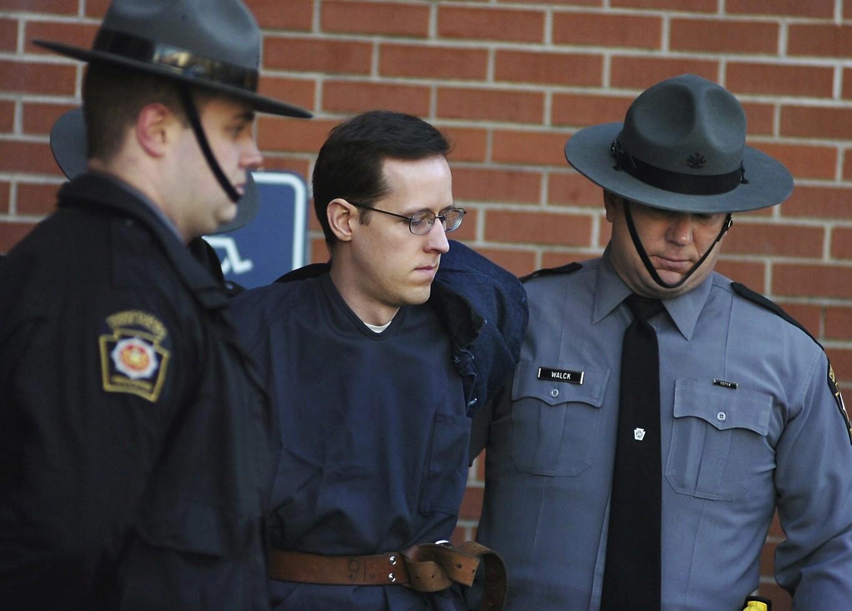 Pennsylvania cop killer Eric Frein sentenced to death