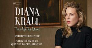 Diana Krall @ Queen Elizabeth Theatre