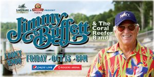 Jimmy Buffett and The Coral Reefer Band 'I Don't Know' Tour @ Rogers Arena | Vancouver | British Columbia | Canada