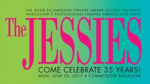 2017 Jessie Nominations Party @ Pacific Theatre    Vancouver   British Columbia   Canada