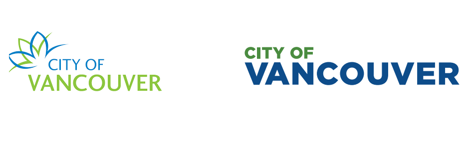 City of Vancouver logos