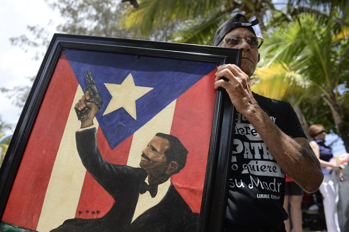 Chicago supporters to honor freed Puerto Rico nationalist