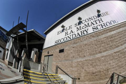 RCMP investigating threats at Richmond high school