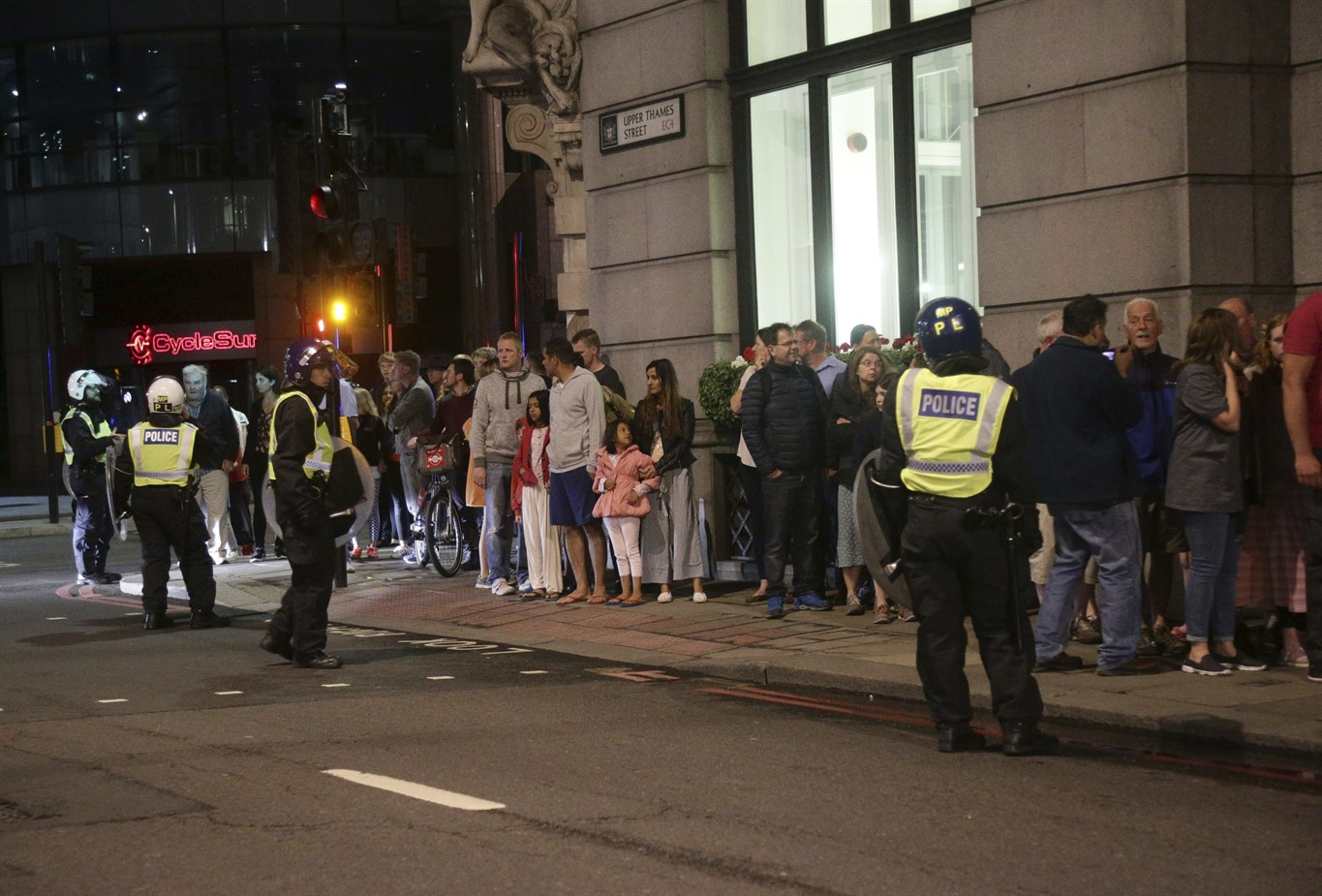 At Least 7 Dead, 48 Injured in London Terror Attack