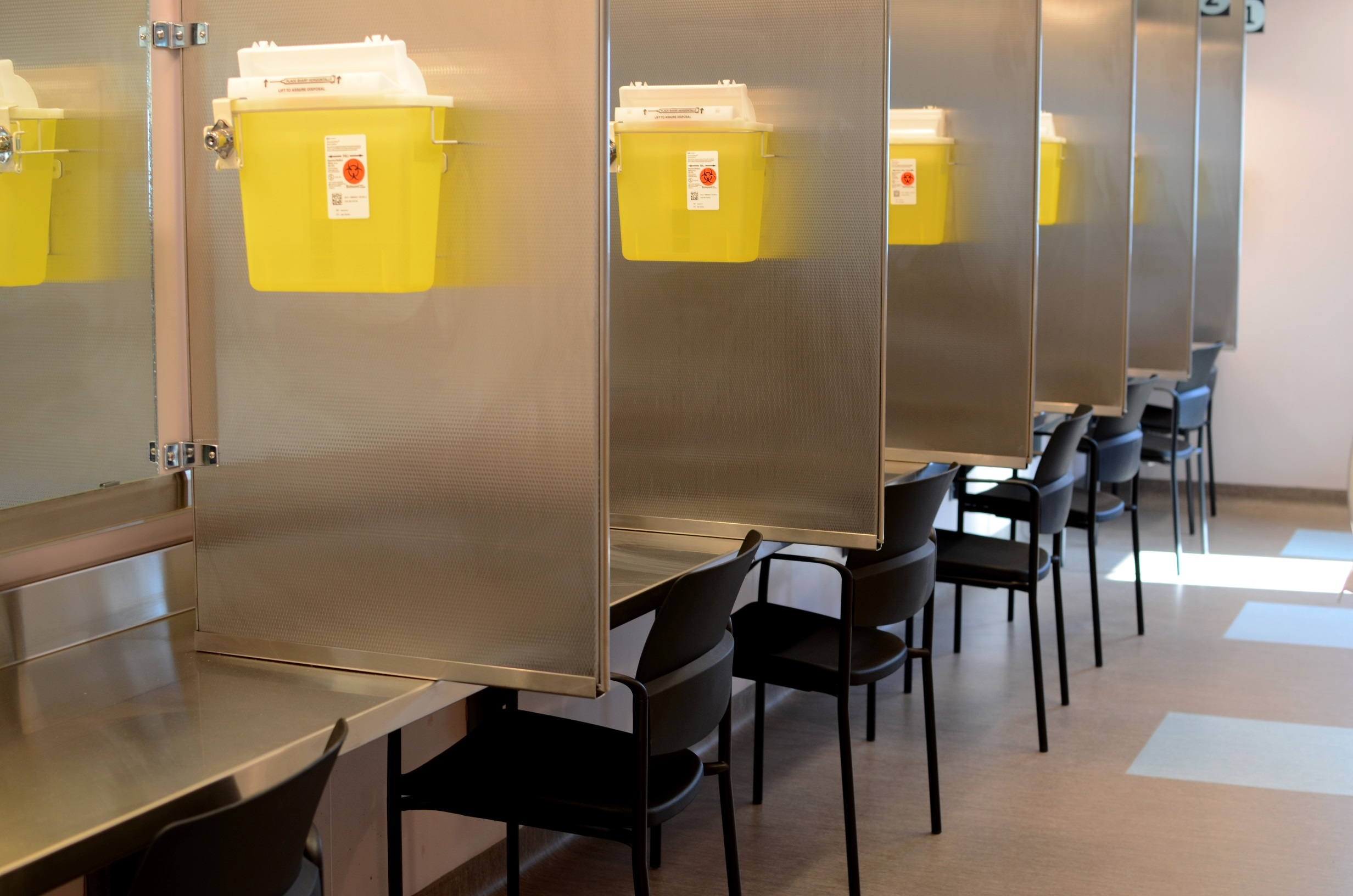 Surrey's first supervised drug consumption site opening this week