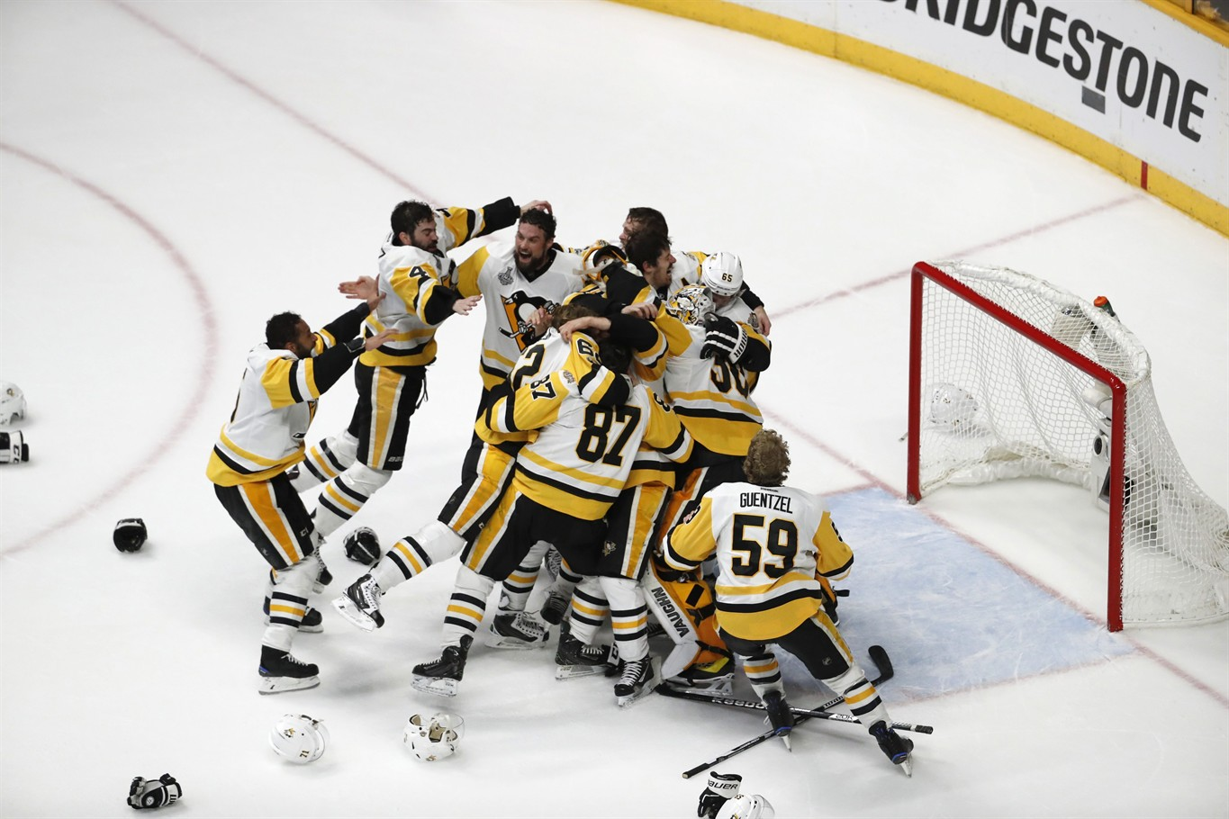 Penguins Win Second Straight Stanley Cup Game 6 Win