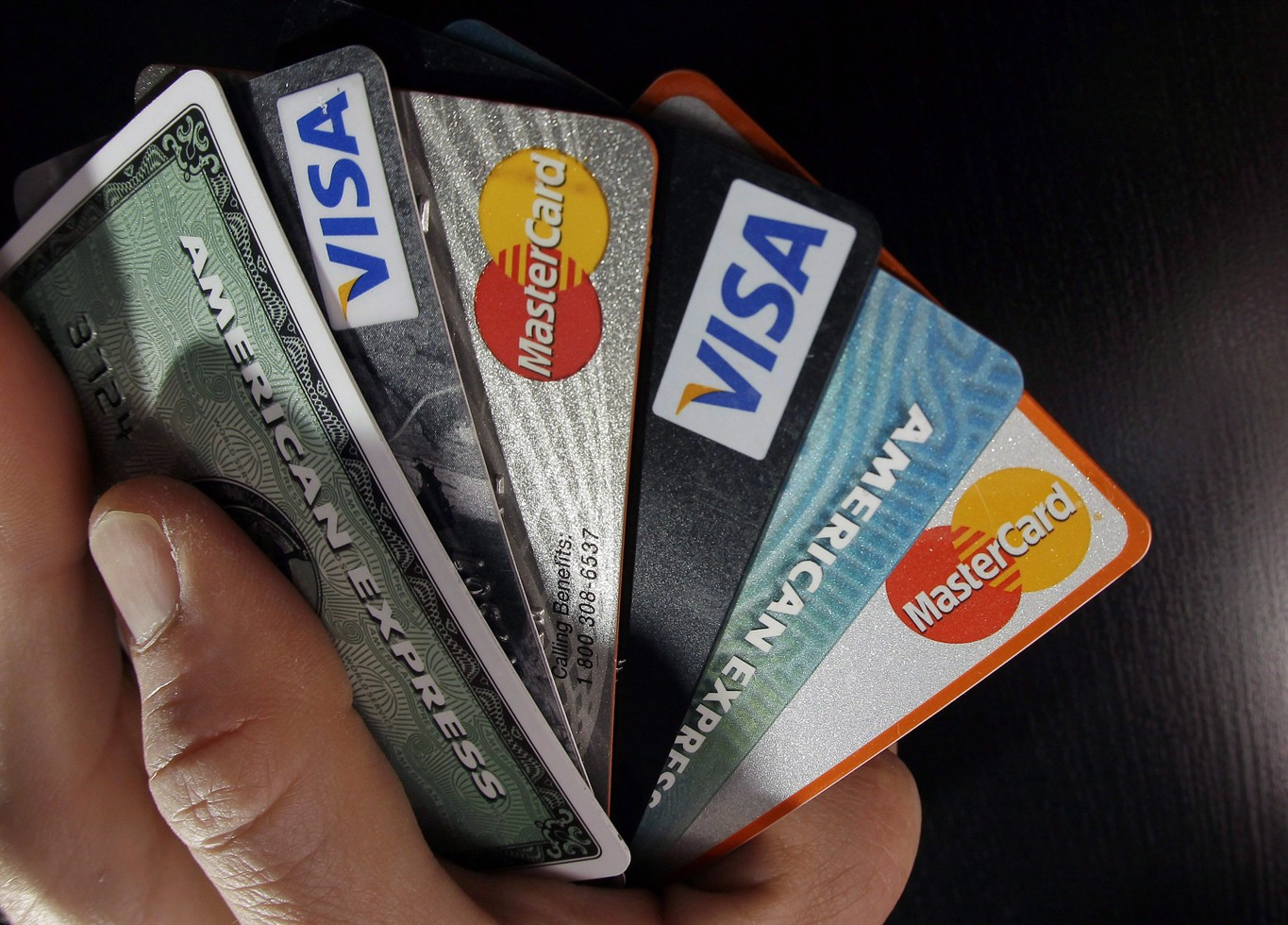Customers could pay surcharge when using certain credit cards - NEWS ...
