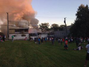 Kerrisdale fire