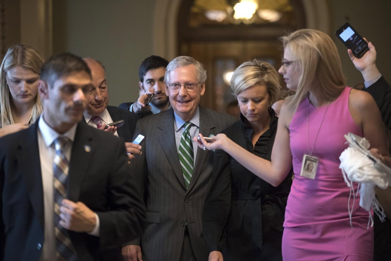 Senate GOP health care bill vote: The whip count