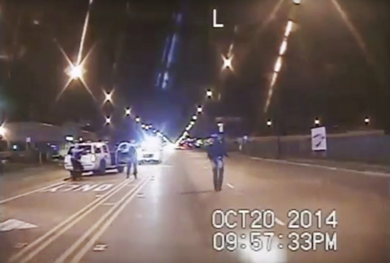 Three Chicago officers indicted in alleged cover-up of Laquan McDonald shooting