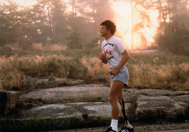 'It's about continuing his dream': Terry Fox Run not a place for election campaigning, candidates reminded