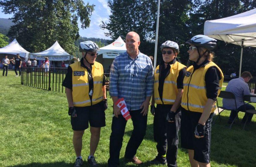 Gov't of Canada's British Columbia toppled in non-confidence vote