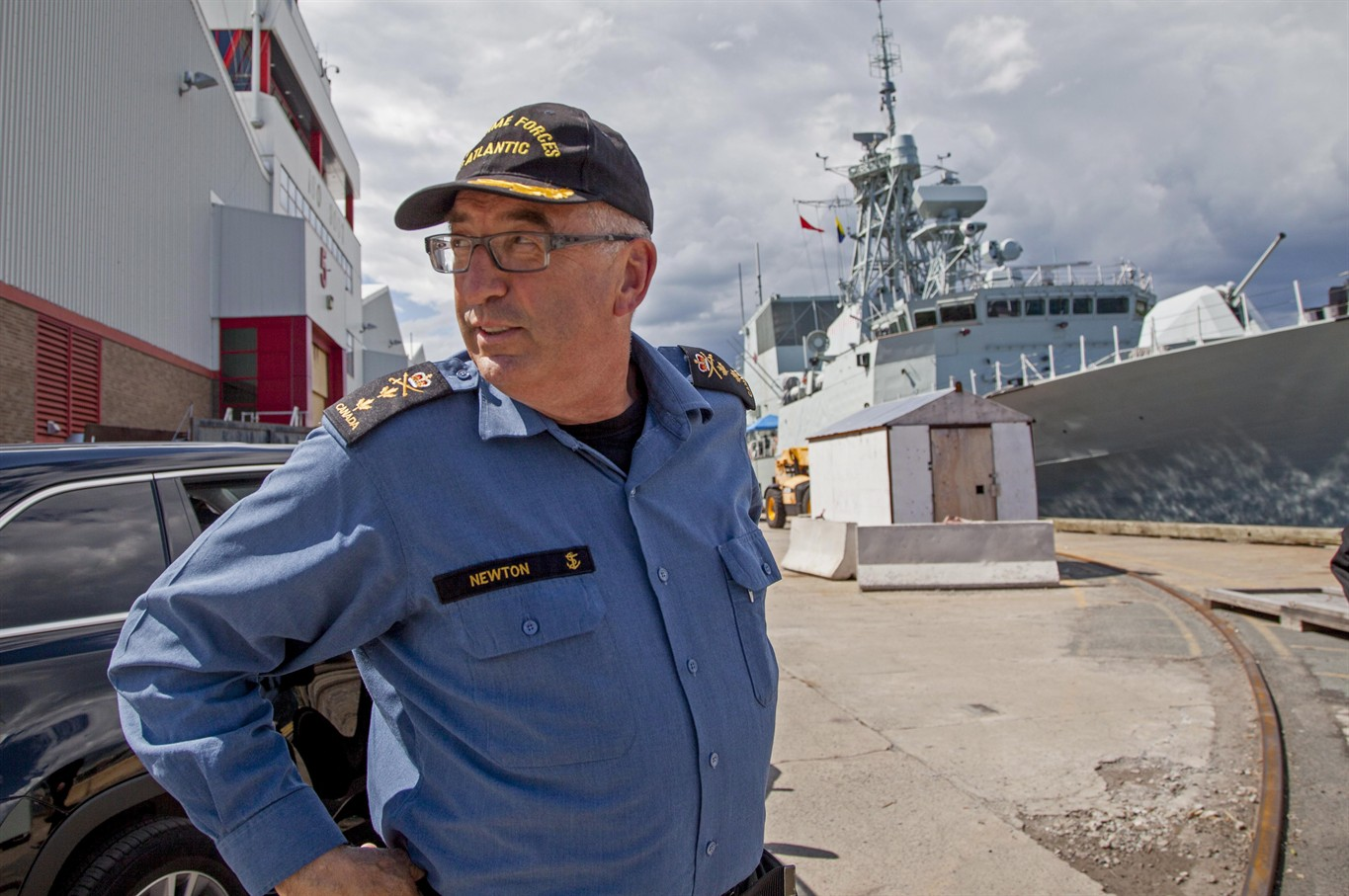 'This is a British Colony': Canadian Navy Members Disrupt Indigenous Ceremony