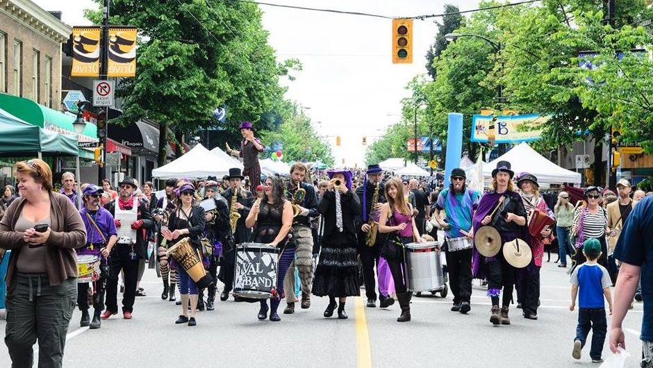 Free Birthday Activities Vancouver ~ Car free day on commercial drive: is it still relevant? news 1130