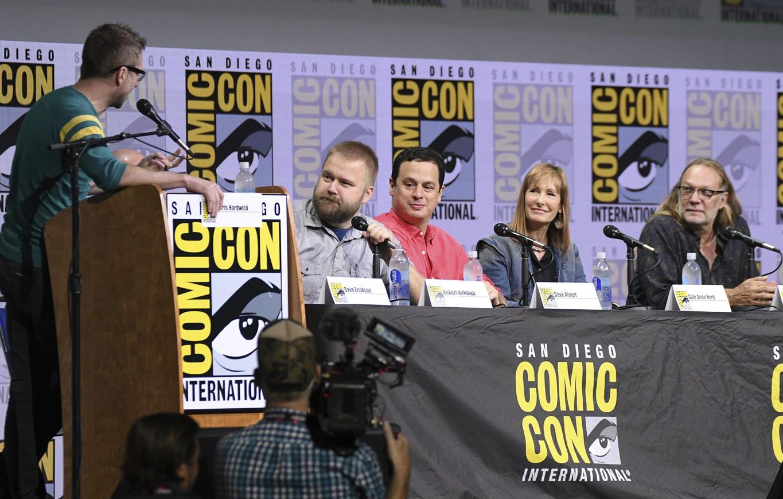 Robert Kirkman is killing off 'The Walking Dead' comic