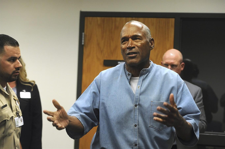 OJ Simpson to walk free from prison