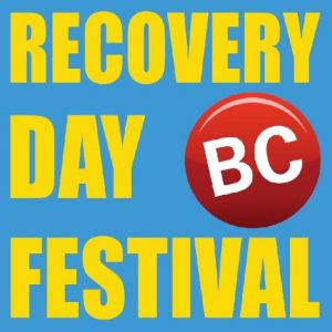 Recovery Day BC Festival @ 6th st and 6th Ave, New Westminster BC