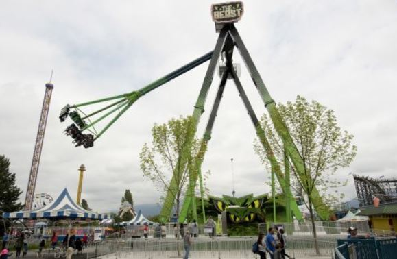 PNE closes The Beast as precaution after OH fair death