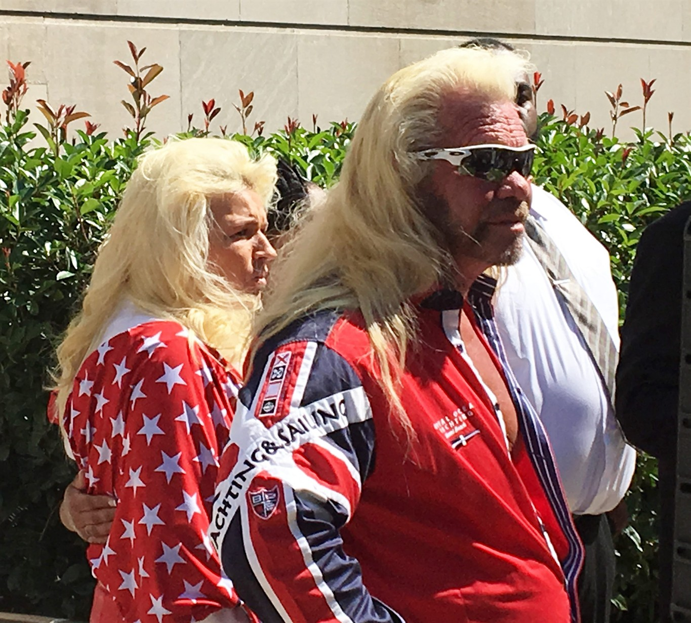 Dog the Bounty Hunter joins legal fight against bail reform