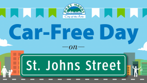 """1st EVER """"Car Free Day"""" in Port Moody @ Port Moody 