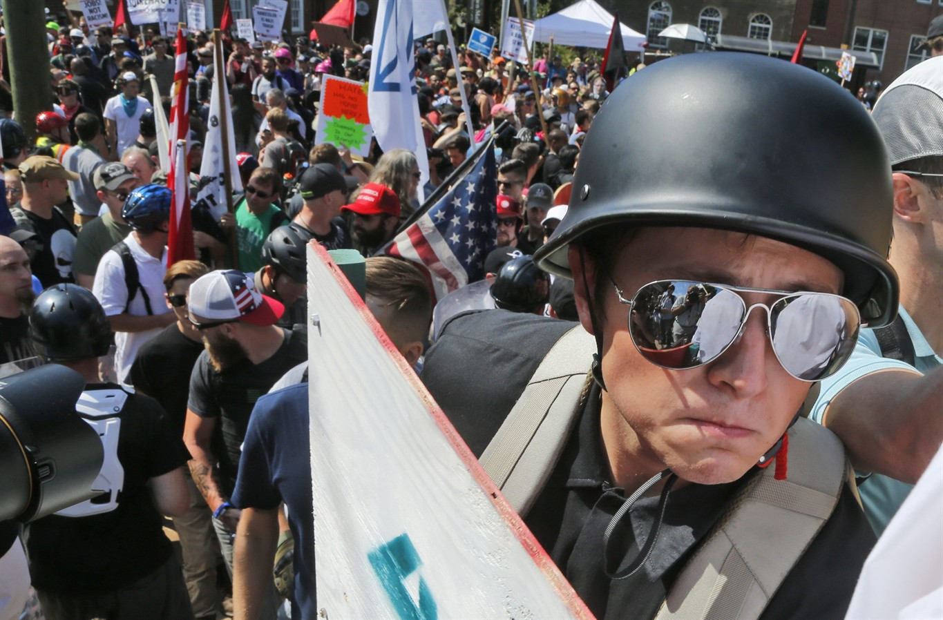 Occupy Oakland calls Saturday night rally in response to Charlottesville violence