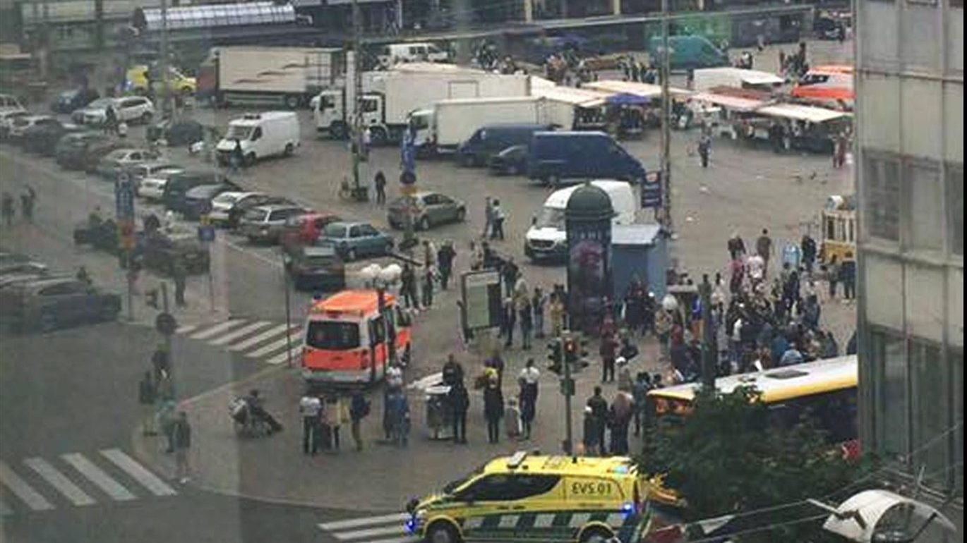 Image result for Finland stabbings: Two dead, man shot in Turku