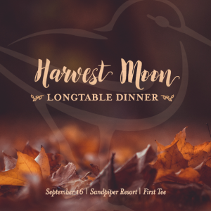 Inaugural First Table Dinner on the First Tee: Under the Harvest Moon @ Sandpiper Golfcourse | Harrison Mills | British Columbia | Canada