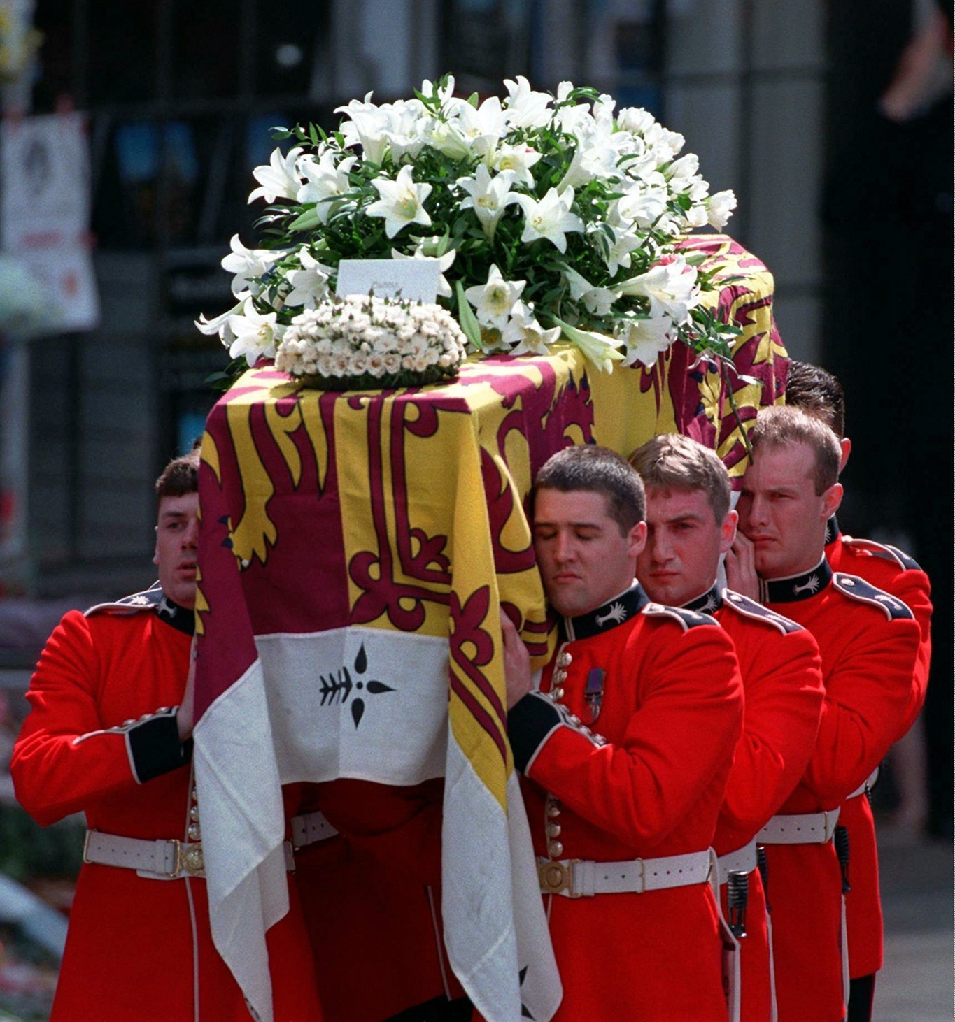 Ap Was There A Sea Of Tears For Princess Diana S Funeral News 1130