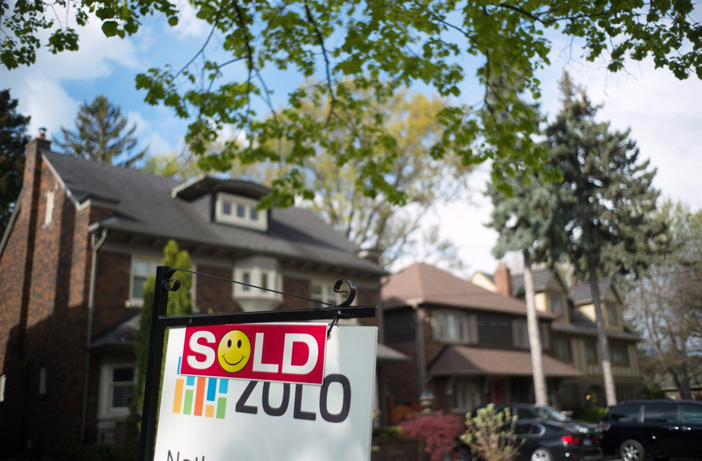 Toronto housing market continues slowdown with August price drop