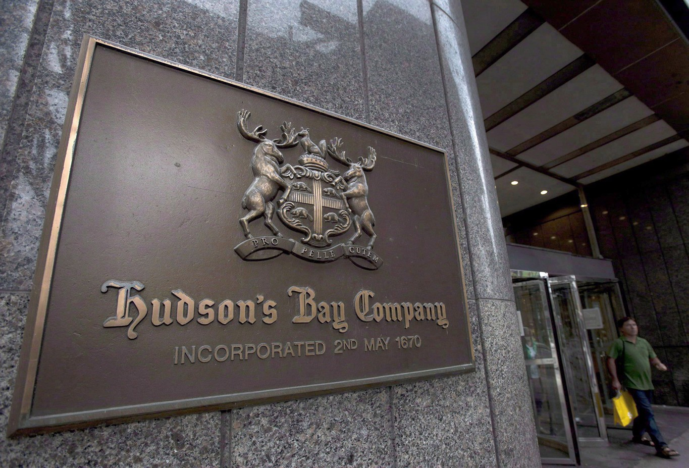 Hudson's Bay stock seesaws on caution and optimism