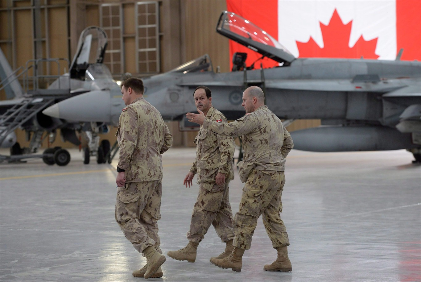 Canada could buy Australian fighter jets