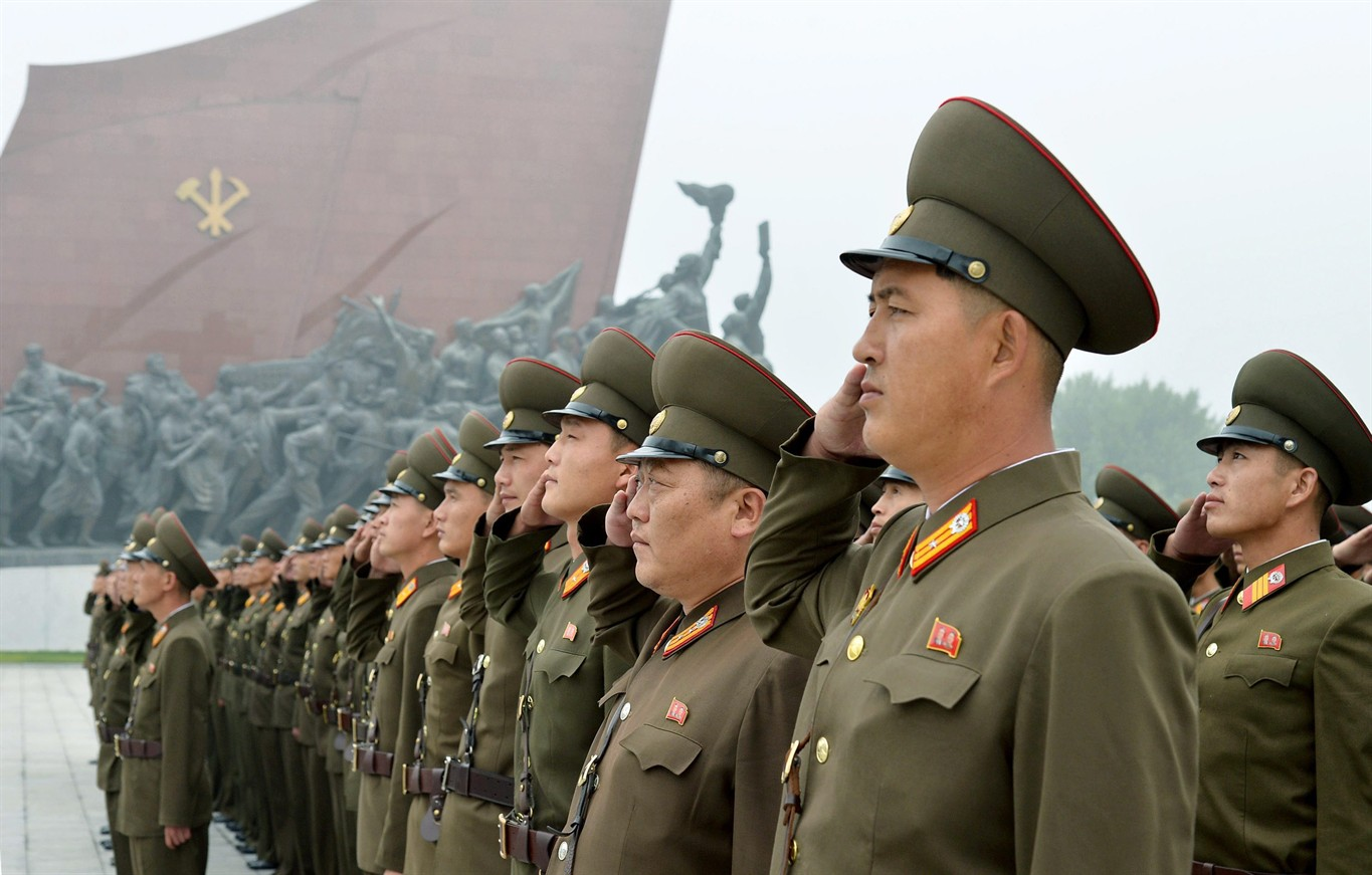 North Korea 'ready and willing' to respond to sanctions imposed by US