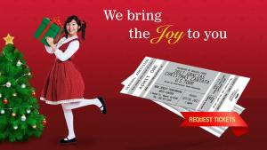 Gracias Christmas Cantata @ Queen Elizabeth Theatre   Vancouver   British Columbia   Canada