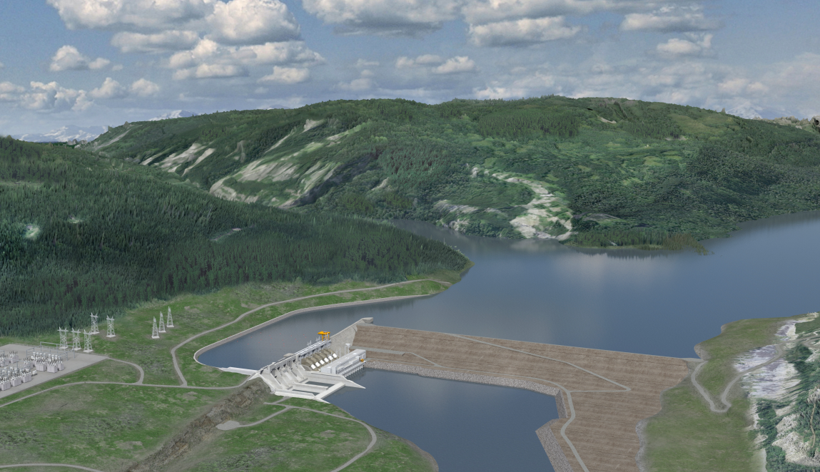 Preliminary report due from utilities commission on Site C megaproject