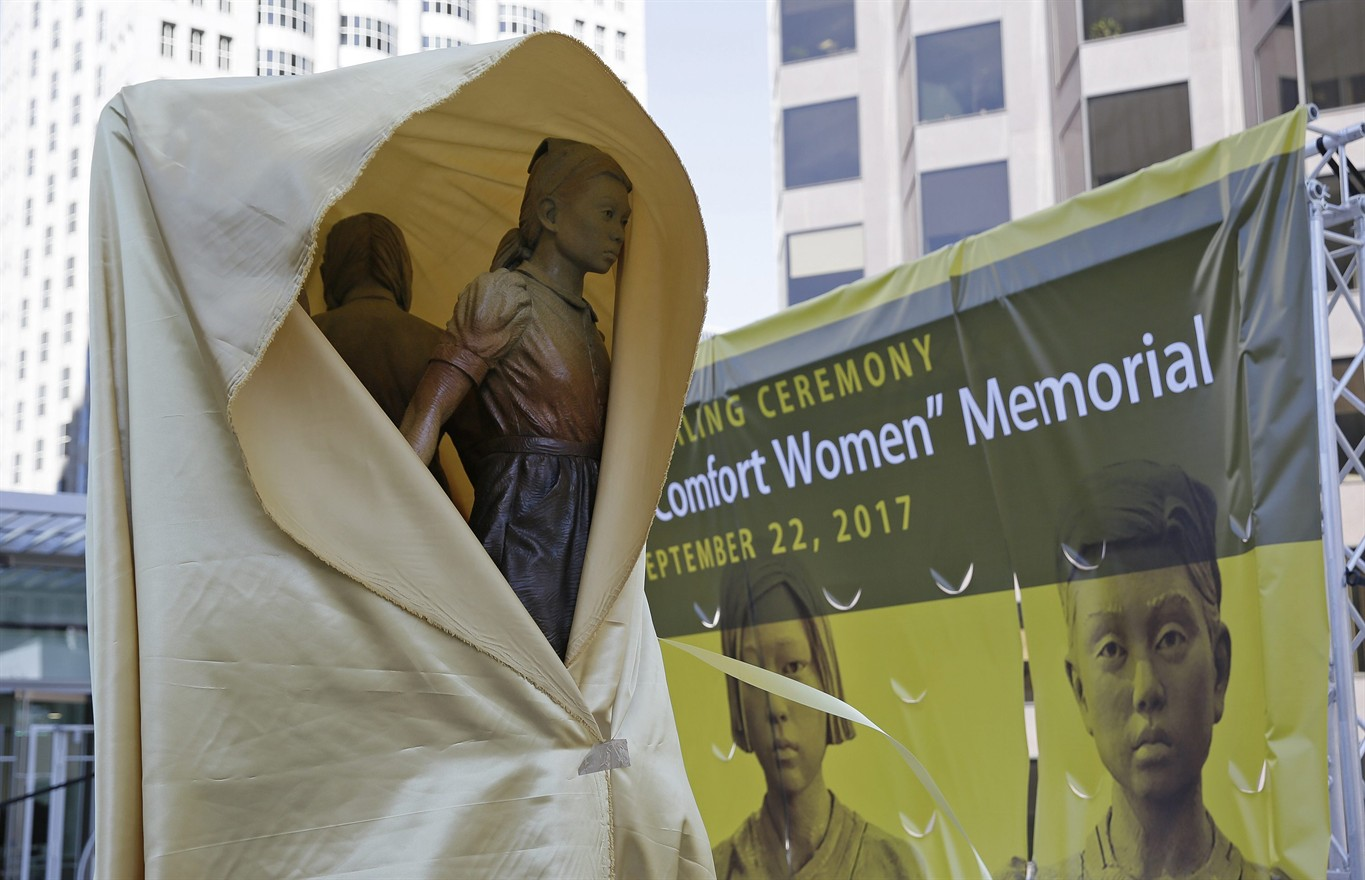 San Francisco unveils memorial to WWII