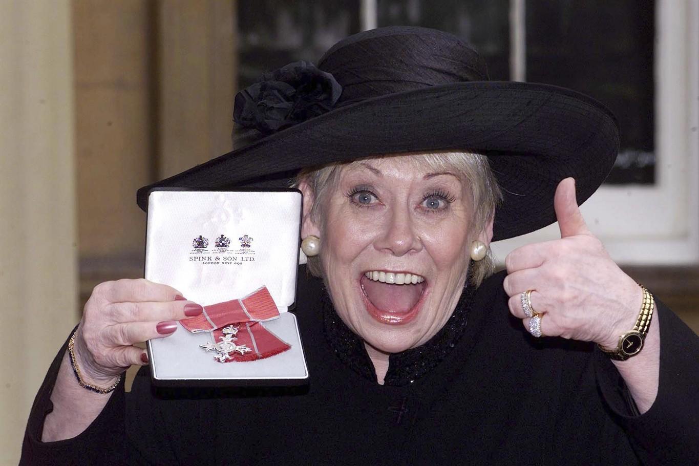 Actress Liz Dawn has sadly passed away