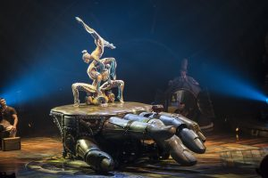 KURIOS by Cirque du Soleil @ Concord Pacific Place   Vancouver   British Columbia   Canada