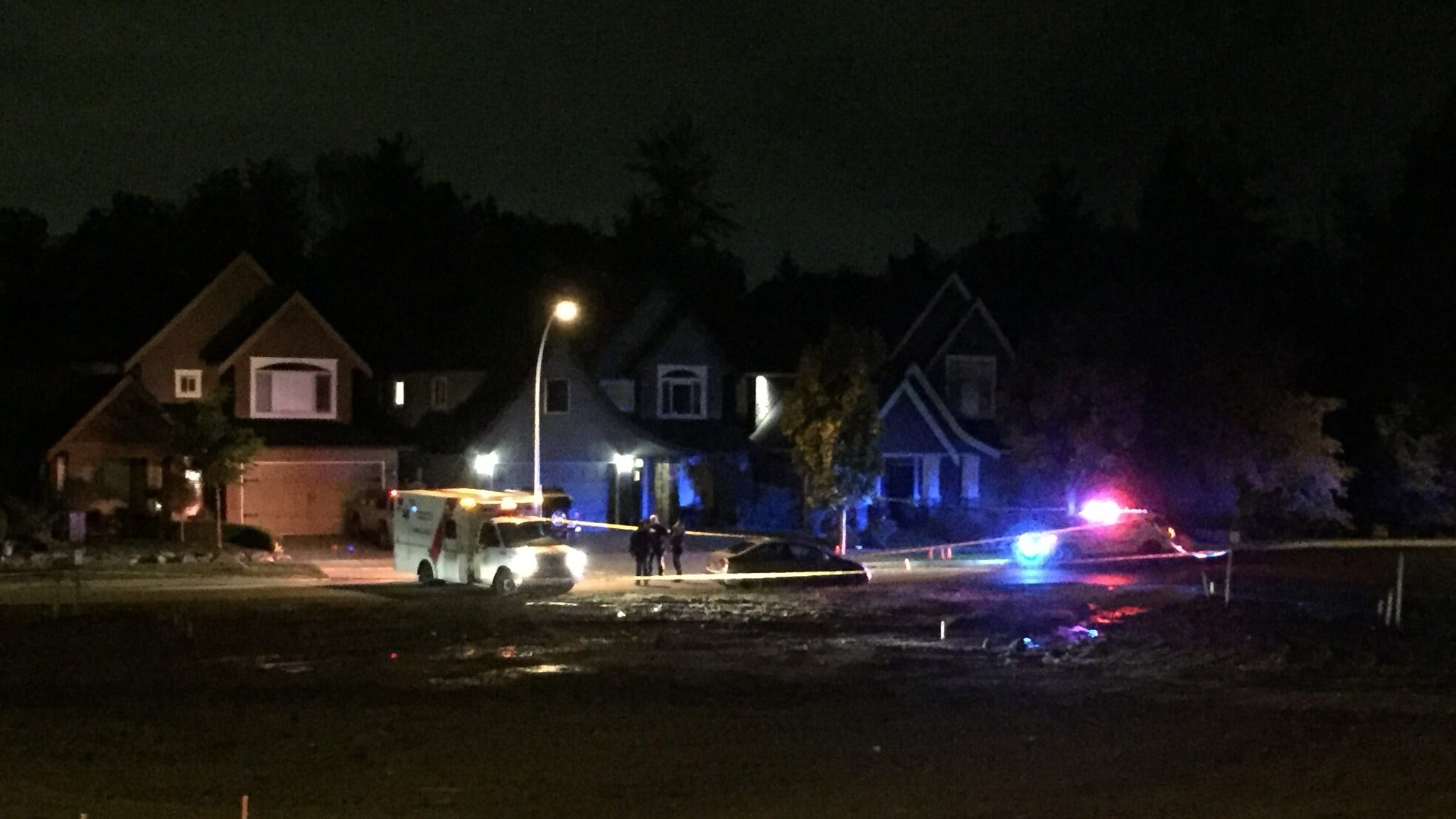 Another vehicle torched in Langley after Surrey shooting