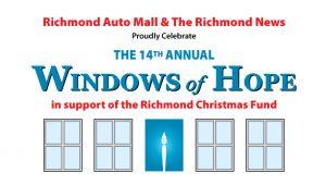 14th Annual Windows of Hope @ Richmond Auto Mall | Richmond | British Columbia | Canada
